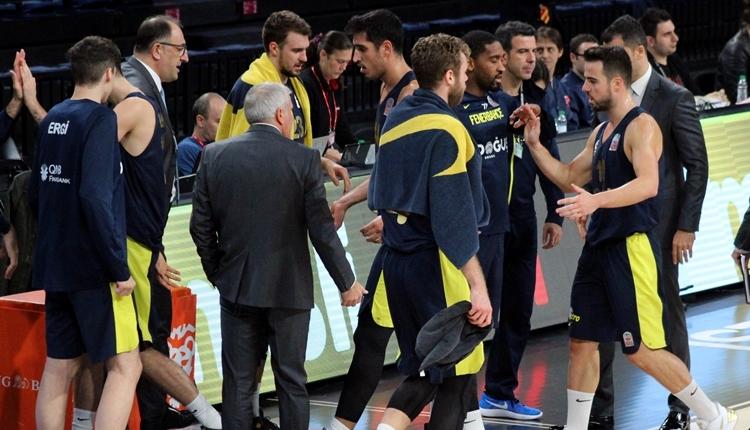 Fenerbahçe basketbolda Galatasaray'a kaybetmiyor! Galibiyet serisi