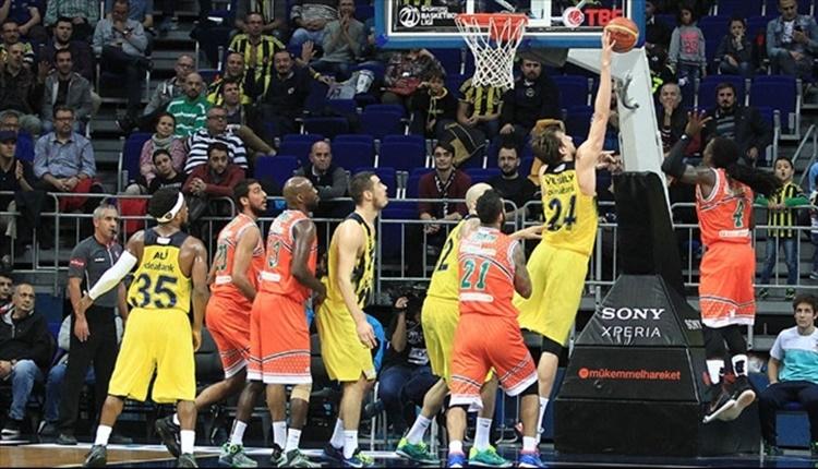 Fenerbahçe Doğuş - Banvit maçı, saat kaçta, hangi kanalda?
