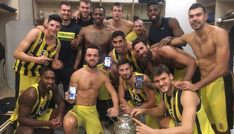 Fenerbahçe Doğuş, Cumhurbaşkanlığı Kupası'nı kazandı
