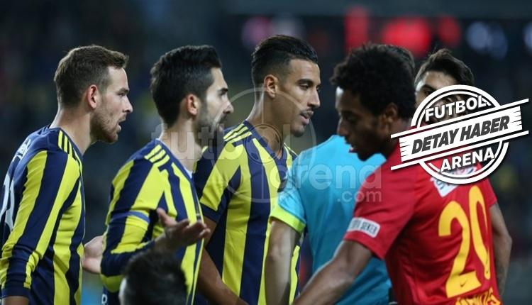 Fenerbahçe, ilk 6 sıradan tek galibiyet çıkardı