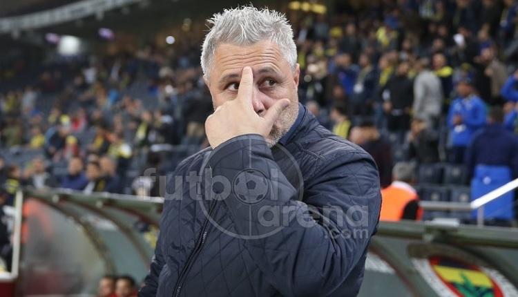 Fenerbahçe - Kayserispor Sumudica ve Hasan Çetinkaya birbirlerine girdiler