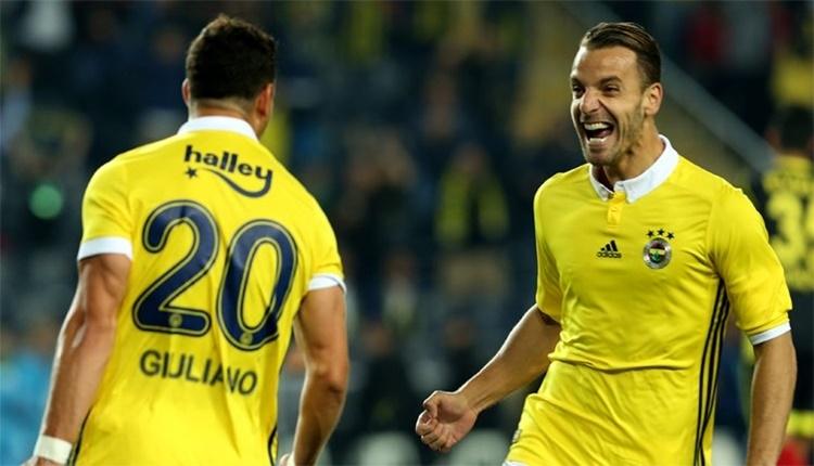 Fenerbahçe yediği golle tarihe geçti