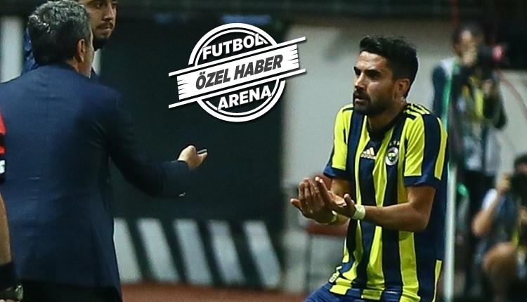 Fenerbahçe'de Alper Potuk Galatasaray maçında oynayabilecek mi?