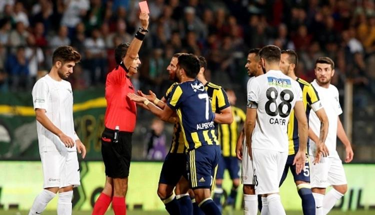 Fenerbahçe'de Alper Potuk'tan Bülent Yıldırım isyanı