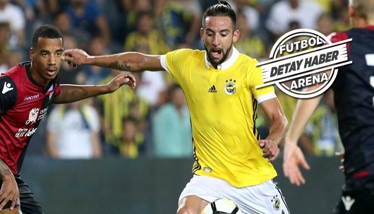 Fenerbahçe'de Aykut Kocaman vazgeçilmezi Isla