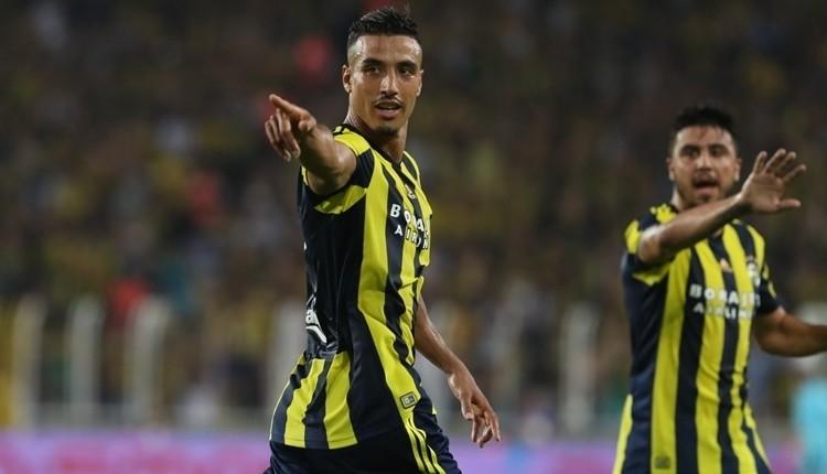 Fenerbahçe'de Aykut Kocaman'dan Nabil Dirar sevinci