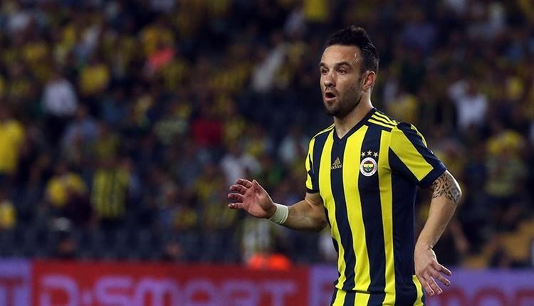 Fenerbahçe'de Aykut Kocaman'dan Valbuena'ya destek görevi