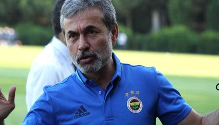 Fenerbahçe'de Aykut Kocaman'dan Volkan Demirel kararı