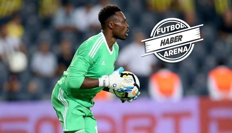 Fenerbahçe'de derbi öncesi Carlos Kameni tedirginliği