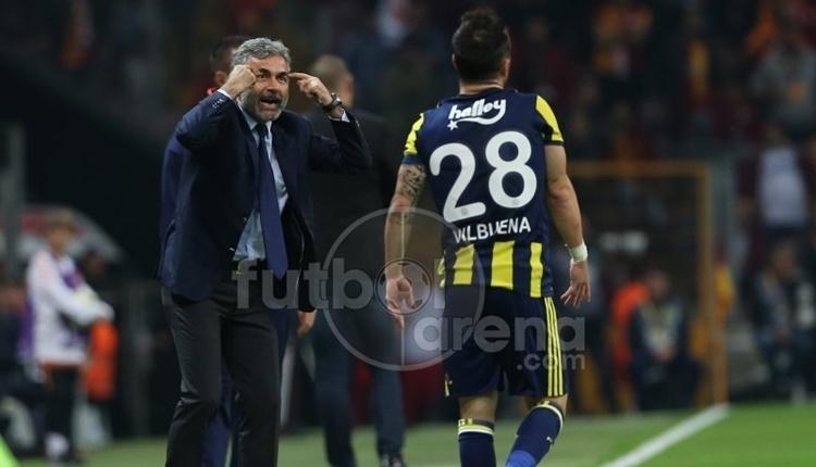 Fenerbahçe'de Dirar: