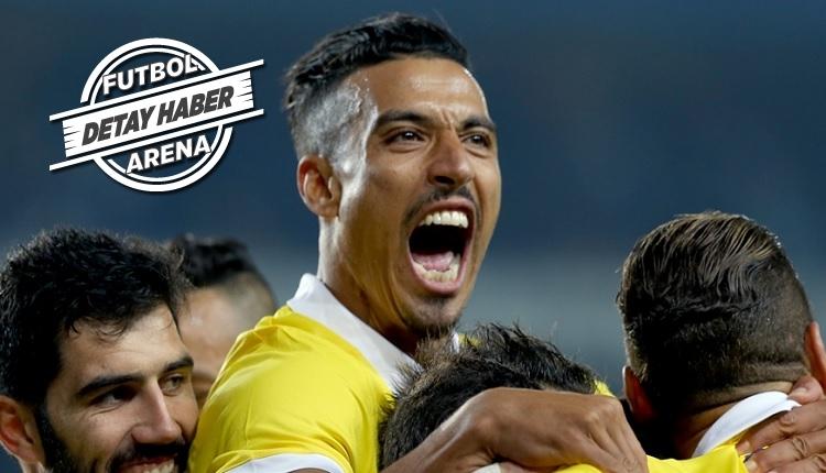 Fenerbahçe'de Dirar'ın Gomis'e benzer başarısı!