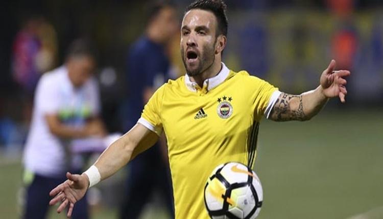 Fenerbahçe'de eleştirilen Mathieu Valbuena takımın en iyisi