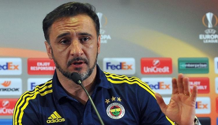 Fenerbahçe'de en başarılı isim Vitor Pereira