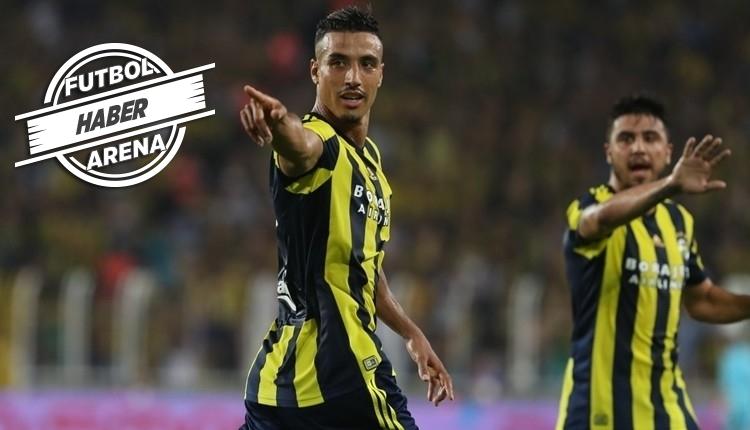Fenerbahçe'de Galatasaray derbisi öncesi Nabil Dirar'dan iyi haber