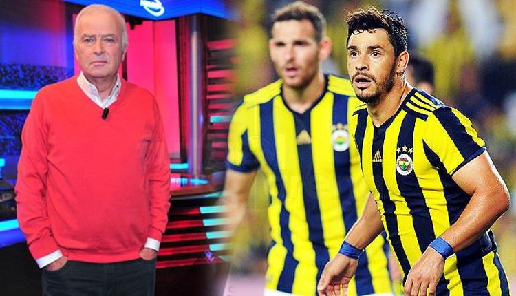 Fenerbahçe'de Giuliano'ya eleştiri!
