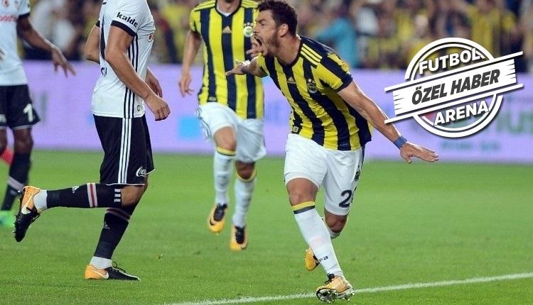 Fenerbahçe'de Giuliano'ya kulübe yolu göründü