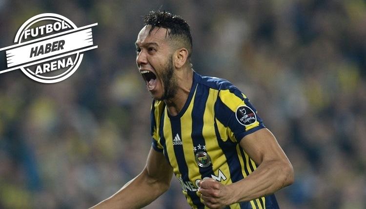 Fenerbahçe'de Josef de Souza sevinci