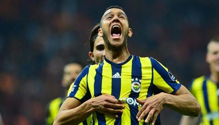 Fenerbahçe'de Josef de Souza'dan Galatasaray taraftarına gönderme