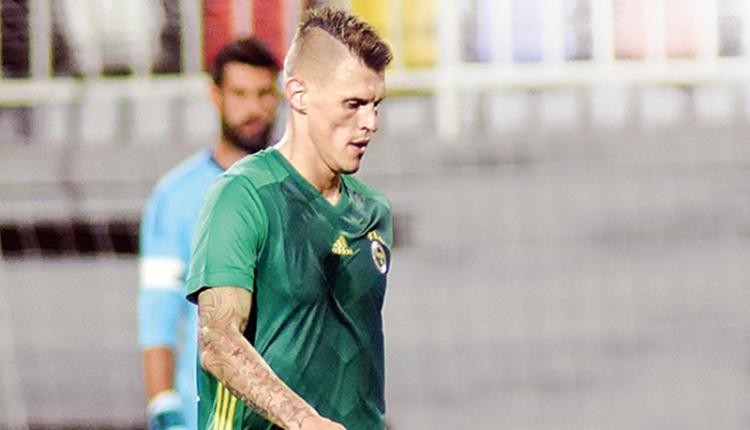 Fenerbahçe'de Martin Skrtel 3. kaptan oldu