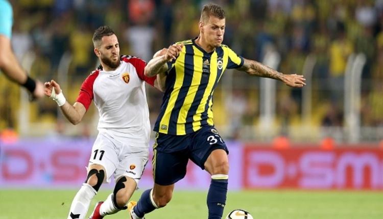 Fenerbahçe'de Martin Skrtel'in kesik yeme nedeni