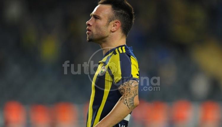 Fenerbahçe'de Mathiue Valbuena 90 dakikayı göremiyor