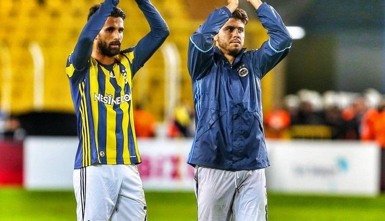 Fenerbahçe'de orta sahada müthiş rekabet