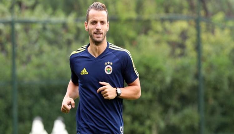 Fenerbahçe'de Roberto Soldado'dan gol sözü