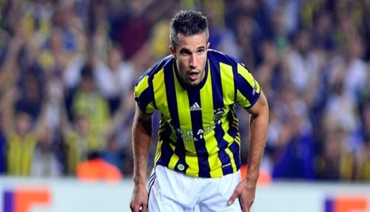 Fenerbahçe'de Robin van Persie için FIFA'dan sevindirici haber