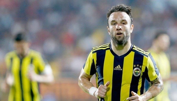 Fenerbahçe'de Valbuena küfür etti iddiası