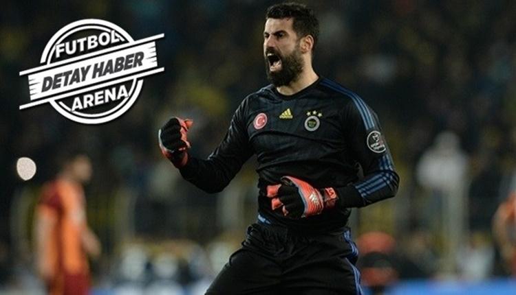 Fenerbahçe'de Volkan Demirel'in Galatasaray istatistiği