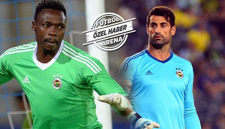 Fenerbahçe'de Volkan Demirel yeniden kaleye