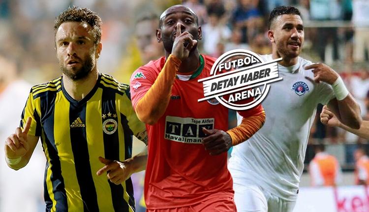 Fenerbahçeli Valbuena'nın Süper Lig'deki 2 rakibi