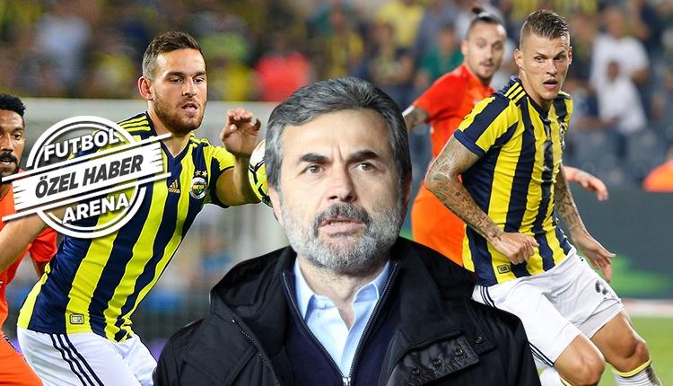 Fenerbahçe'nin derbi 11'i nasıl olacak?