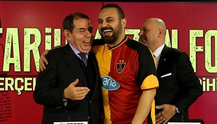 Fenerbahçe'ye Hasan Şaş'tan Galatasaray göndermesi