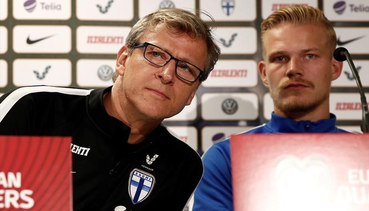 Finlandiya'nın hocası Kanerva'dan Türkiye'ye Dünya Kupası göndermesi