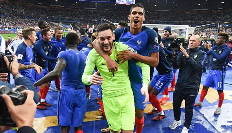 Fransa, 2018 Dünya Kupası'nda! (İZLE)