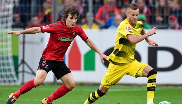 Freiburg'da Çağlar Söyüncü'den kariyer golü