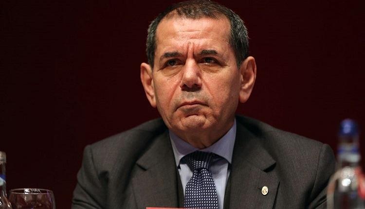 Galatasaray Başkanı Dursun Özbek'ten flaş yabancı sınırlaması ve video hakem tarihi açıklaması