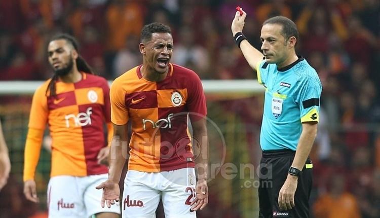 Galatasaray - Fenerbahçe derbilerinde Cüneyt Çakır 2. kez...