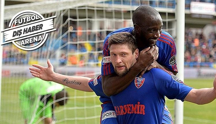 Galatasaray için Seleznyov'dan transfer itirafı: