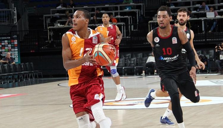 Galatasaray Odeabank, Gaziantep Basketbol'u rahat geçti