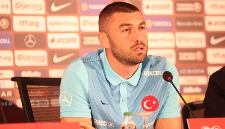 Galatasaray taraftarından Burak Yılmaz'ın paylaşımına tepki