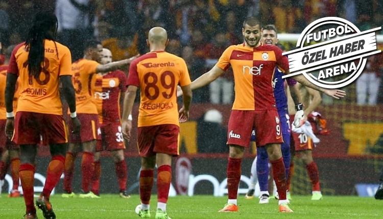 Galatasaray'a Trabzonspor maçı öncesi müjdeli haber