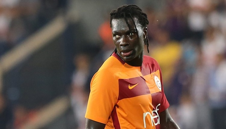 Galatasaray'da Bafetimbi Gomis tek başına yetti
