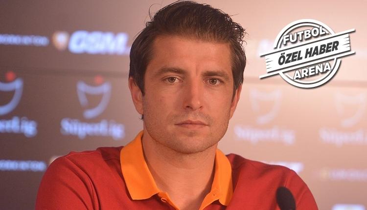Galatasaray'da Cedric Carrosso Konya'ya götürüldü! Tudor'un kararı