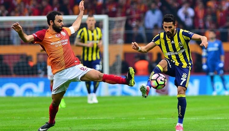 Galatasaray'da derbi gediklisi Selçuk İnan ve Fernando Muslera