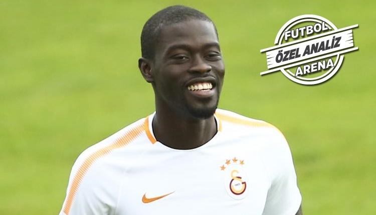 Galatasaray'da driplingler Badou Ndiaye'ye takılıyor