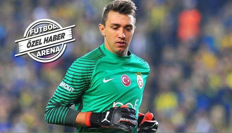 Galatasaray'da Dursun Özbek'ten transferde Fernando Muslera kararı