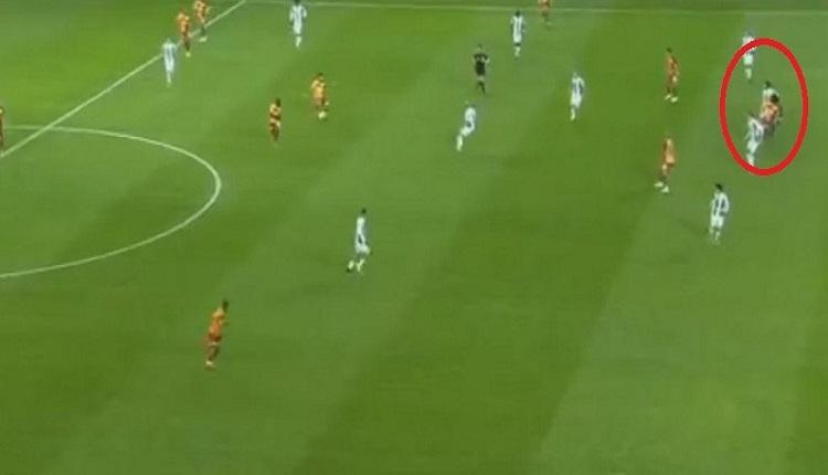 Galatasaray'da Gomis'in Konyaspor'a attığı golde ofsayt tartışması