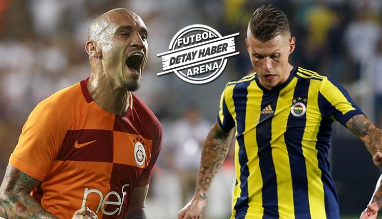 Galatasaray'da Maicon Fenerbahçe'de Martin Skrtel ilk 5'te